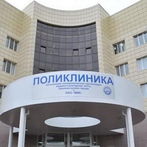 Поликлиники Ессентуков