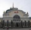 Железнодорожные вокзалы в Ессентуках