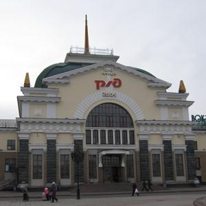 Железнодорожные вокзалы Ессентуков